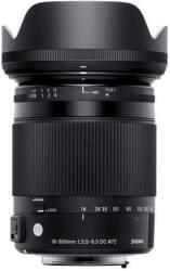 Sigma objektiv 18-300/3,5-6,3 DC MACRO OS HSM Canon
