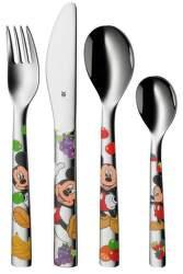 WMF 12.8295.6040 Disney Mickey Mouse 4ks dětský příbor