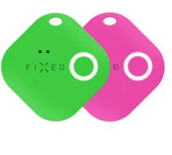 Fixed Smile Duo Pack zelená / růžová