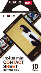 Fujifilm Contact instantní film 10ks