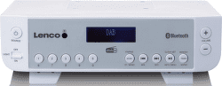 Lenco KCR-200 bílé kuchyňské rádio