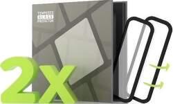 Tempered Glass Protector 3D tvrzené sklo pro Samsung Galaxy Fit2 černá (2 ks v balení)