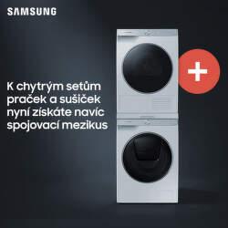 K chytrým setům Samsung spojovací mezikus jako dárek