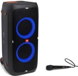 JBL PartyBox 310 + mikrofon černý