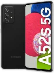 Samsung Galaxy A52s 5G 128GB černý