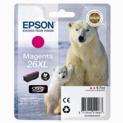 Epson T2633 26XL magenta (ledový medvěd) - inkoustová náplň