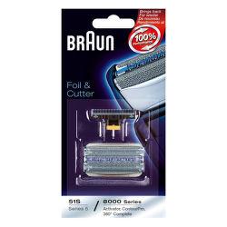 Braun CombiPack Series5 - 51S planžeta + nůž