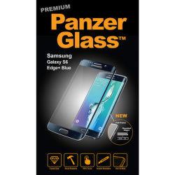 Panzerglass Premium sklo pro Samsung G S6 Edge+, modrá
