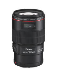 Canon EF 100mm f/2.8L Macro IS USM - objektiv