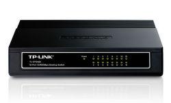 TP-LINK TL-SF1016D 16-port