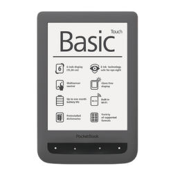 POCKETBOOK Basic Touch 624 Grey
