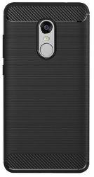 Winner Carbon pouzdro pro Xiaomi Redmi Note 4, černá