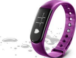 Cellular Line Easyfit Touch HR fialový