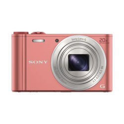 Sony CyberShot DSC-WX350 růžový