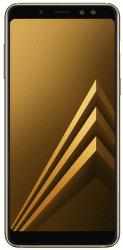 Samsung Galaxy A8 2018 zlatý