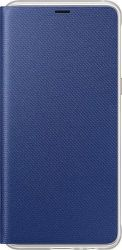 Samsung Neon Flip Cover pro Galaxy A8 2018, modré