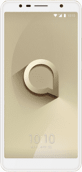 Alcatel 3C zlatý