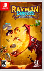 Rayman Legends: Definitive Edition - Nintendo Switch