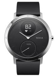Nokia Steel HR 40mm černé vystavený kus s plnou zárukou