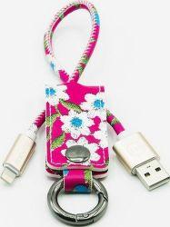 Mizo datový kabel Micro USB 0,25 m červený
