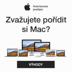 Proč si pořídit Mac?