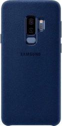 Samsung Alcantara pro Samsung Galaxy S9+, modré