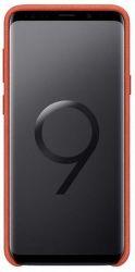 Samsung Alcantara pouzdro pro Samsung Galaxy S9, červená