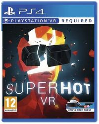 Superhot - PS4 VR