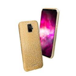 SBS Sparky Glitter pouzdro pro Samsung Galaxy S9, zlatá