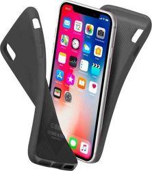 SBS Polo pouzdro pro iPhone X, černá