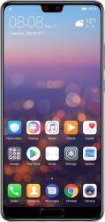 Huawei P20 modrý