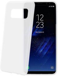 Celly Frost pouzdro pro Samsung Galaxy S8, bílá