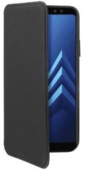 Celly Prestige knížkové pouzdro pro Samsung Galaxy A8 2018, černá