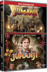 Jumanji kolekce - DVD film