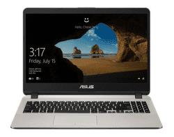 Asus VivoBook X507MA-EJ019T zlatý