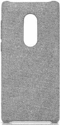 Alcatel Textile & Hard pouzdro pro Alcatel 5, šedé