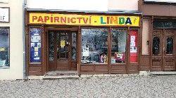 Papírnictví Linda