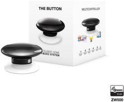 Fibaro Button černé tlačítko (FGPB-101-2)