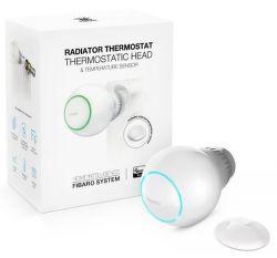 Fibaro radiátorová hlavice (FIB-HEAT-START) + teplotný senzor