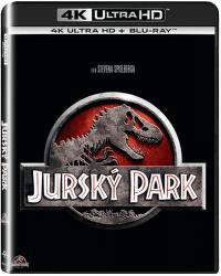 Jurský park - Blu-ray + 4K UHD film