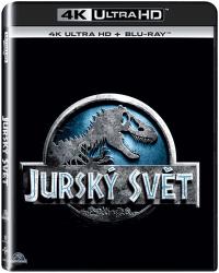 Jurský svět - Blu-ray + 4K UHD film