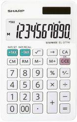 Sharp EL-377W - Stolní kalkulačka