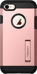 Spigen Tough Armor 2 pouzdro pro Apple iPhone 7/8, rose gold