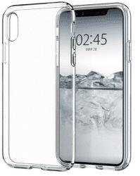 Spigen Liquid Crystal puzdro pre Apple iPhone X, transparentné