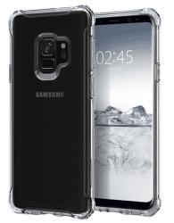 Spigen Rugged Armor pouzdro pro Samsung Galaxy S9, transparentní
