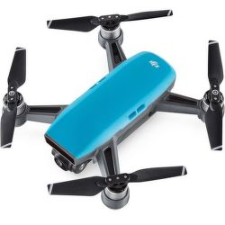 DJI Spark modrý, Dron, Full HD DJI Spark modrý Dron