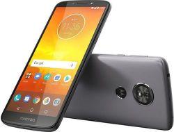Motorola Moto E5 šedý vystavený kus splnou zárukou