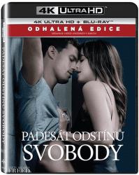Padesát odstínů svobody - Blu-Ray a UHD film
