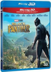 Black Panther Blu-ray 3D+2D