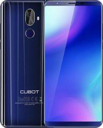 Cubot X18 Plus modrý
